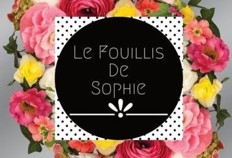 Logo le fouillis de sophie